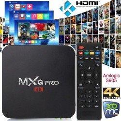 Smart TV- Android – TV ΒΟΧ MXQ pro(4Κ)